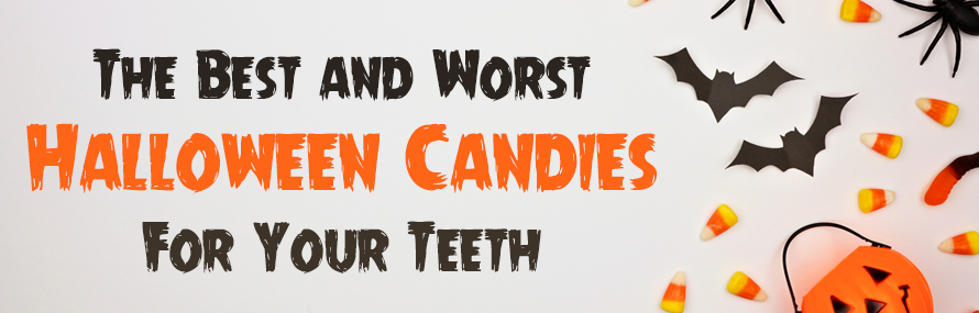The Best and Worst Halloween Candies for Your Teeth